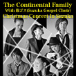 The Continental Family With 鈴ゴス(Suzuka Gospel Choir) Christmas Concert In Suzuka